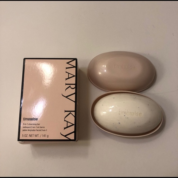 Mary Kay Other - A New Mary Kay timewise 3 - in- 1 cleansing bar
